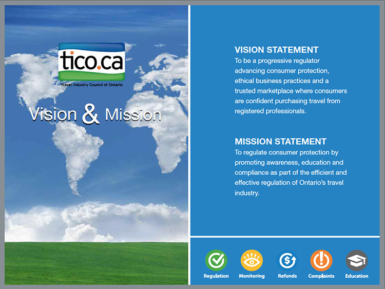 TICO Mission & Vision Statements